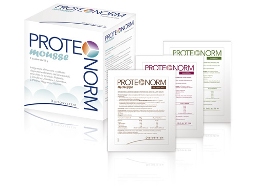 Proteonorm mousse integratore proteico